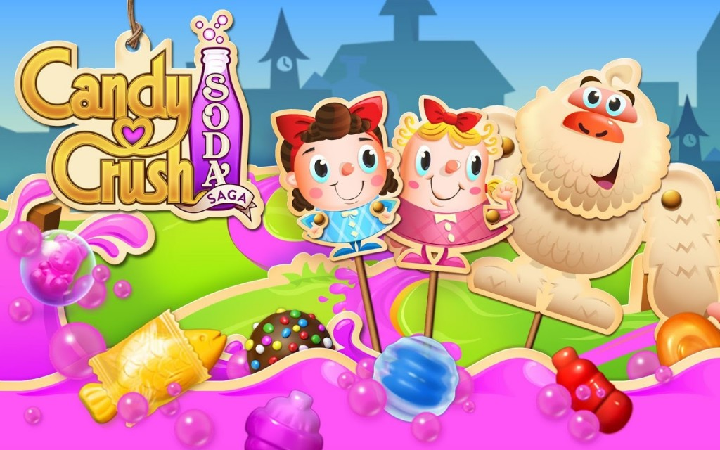 Candy Crush Soda Logo