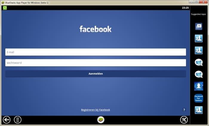 Populaire Télécharger Facebook pour PC Gratuit (Windows) AF08