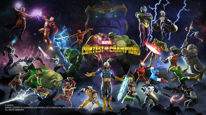 Marvel Tournoi des Champions Logo