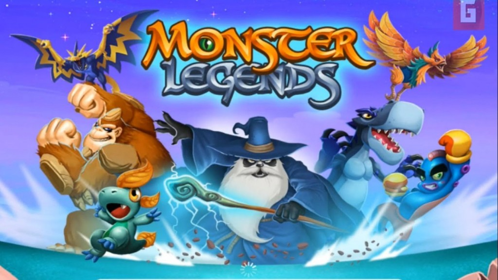 Monster Legends Logo