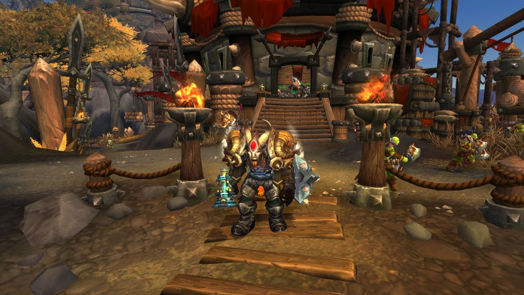World of Warcraft  Warlords of Draenor img