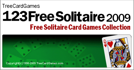 123 Free Solitaire Logo