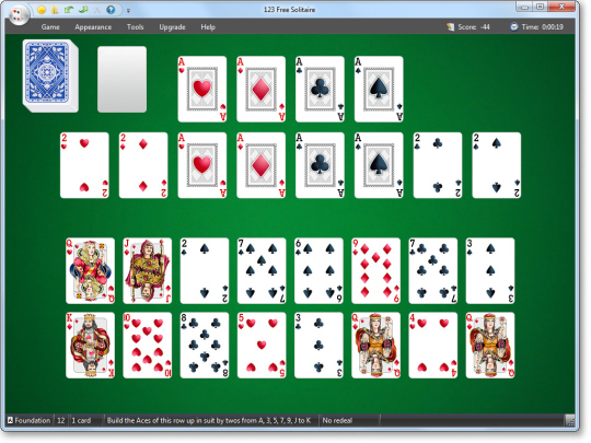 123 Free Solitaire img