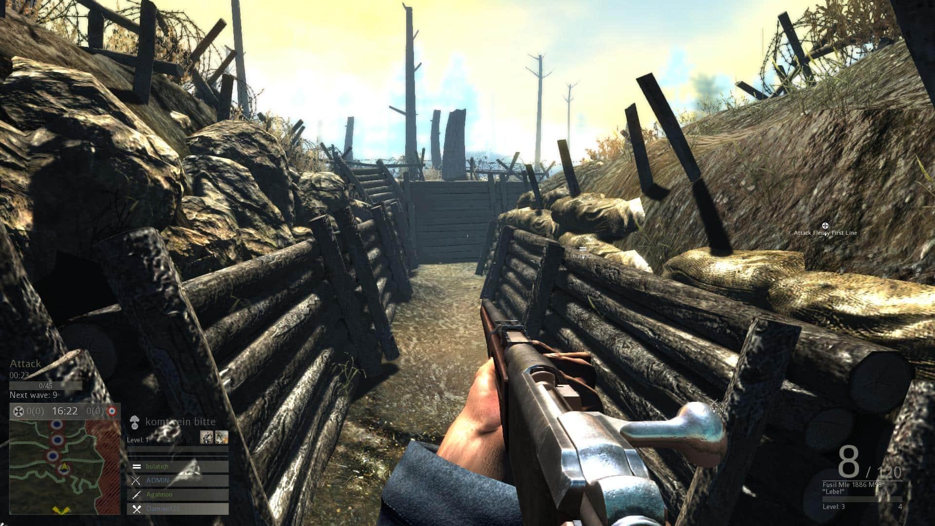 telecharger jeux de guerre gratuit pour pc
