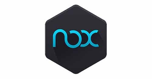 Nox App Player Logo Large